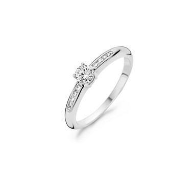 wit goud ring