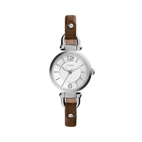 7024ed201dd Fossil Georgia dames horloge ES3861 | Juwelier Goudsmid Hendriksen ...
