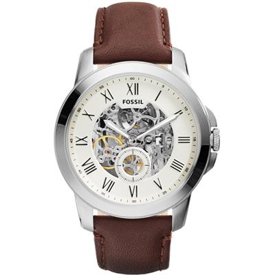 200f97ff3c0 Fossil ME3052 Grant mechanisch horloge | Juwelier Haas